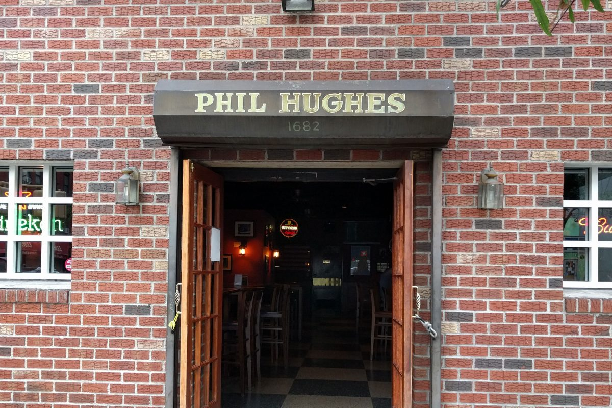 Phil Hughes Bar