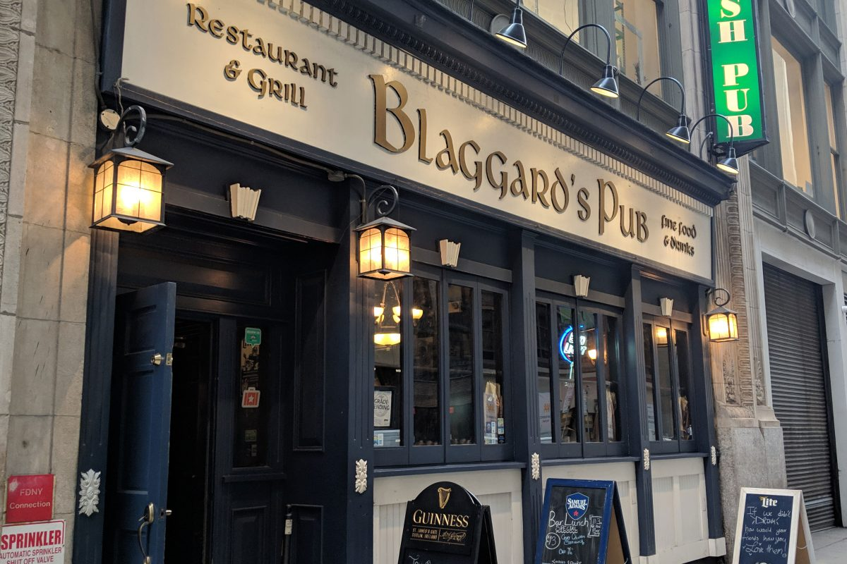 Blaggard's Pub