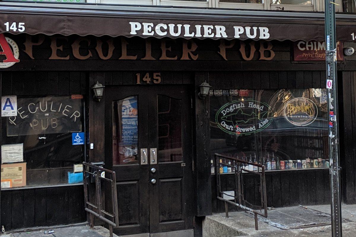 Peculier Pub