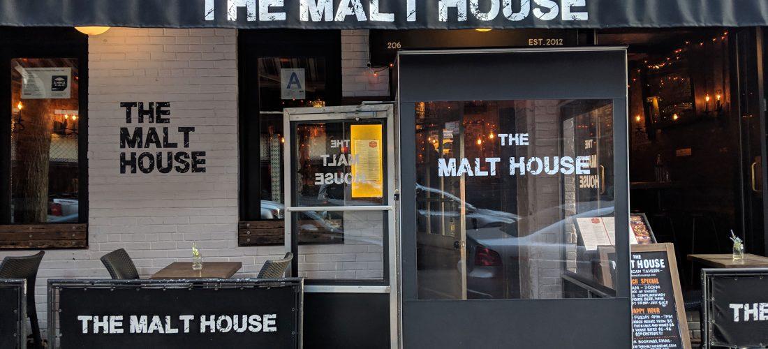 The Malt House – Greenwich Village